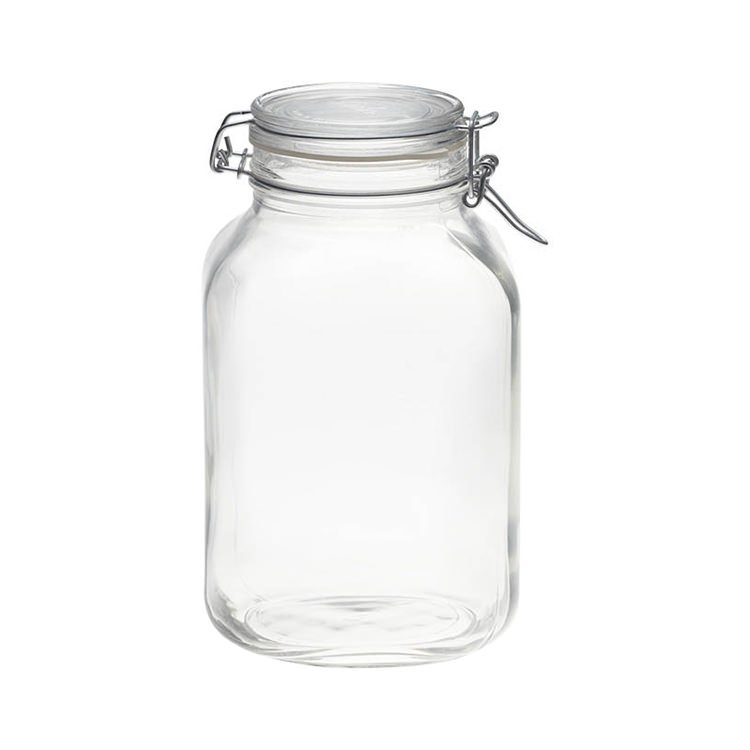 Bormioli Rocco Fido Jar Herm 3L