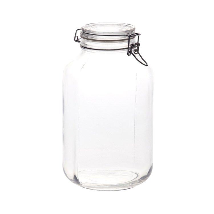 Bormioli Rocco Fido Jar Herm 4L