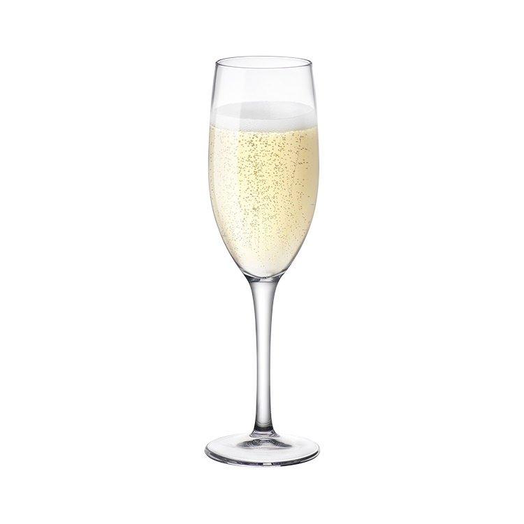 Bormioli Rocco Kalix Champagne Flute 170ml Set of 12