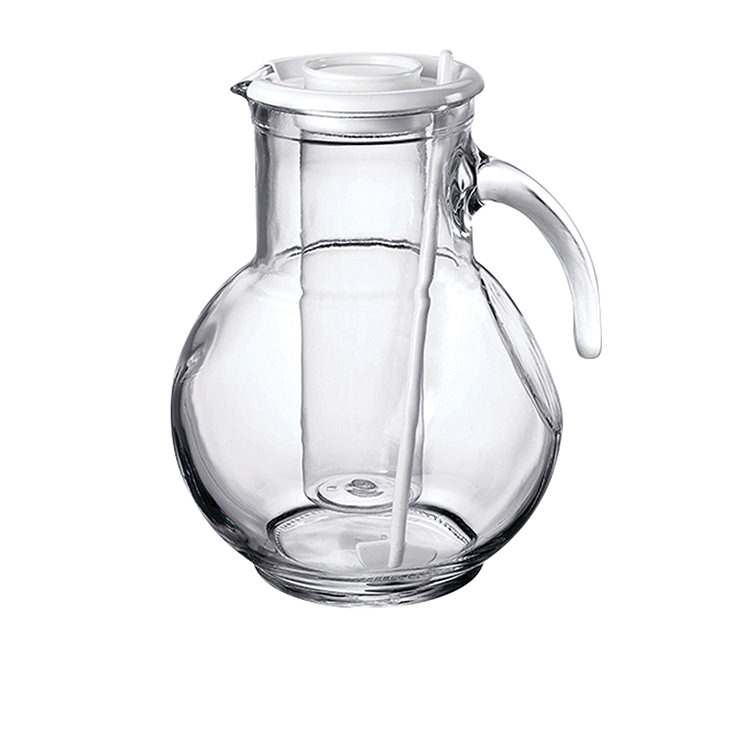 Bormioli Rocco Kufra Jug with Ice Tube 2L