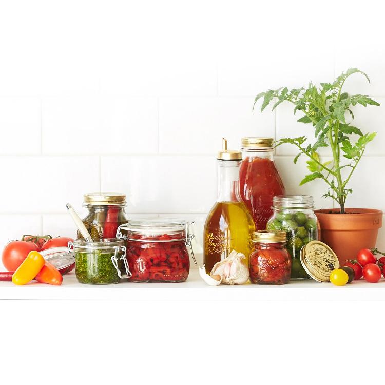 Bormioli Rocco Quattro Stagioni Storage Jar 1L