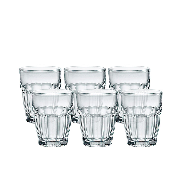 Bormioli Rocco Rock Bar 6pc Shot Glass Set 70ml