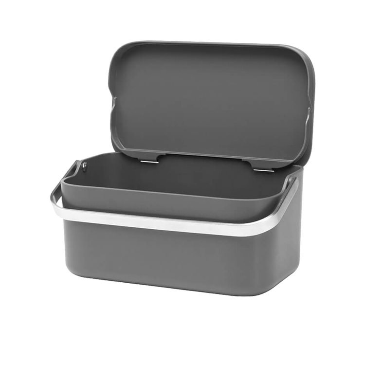 Brabantia Food Waste Caddy Dark Grey image #2
