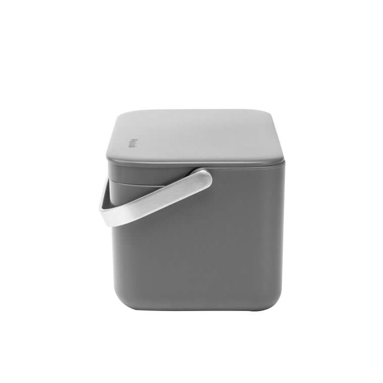 Brabantia Food Waste Caddy Dark Grey image #4