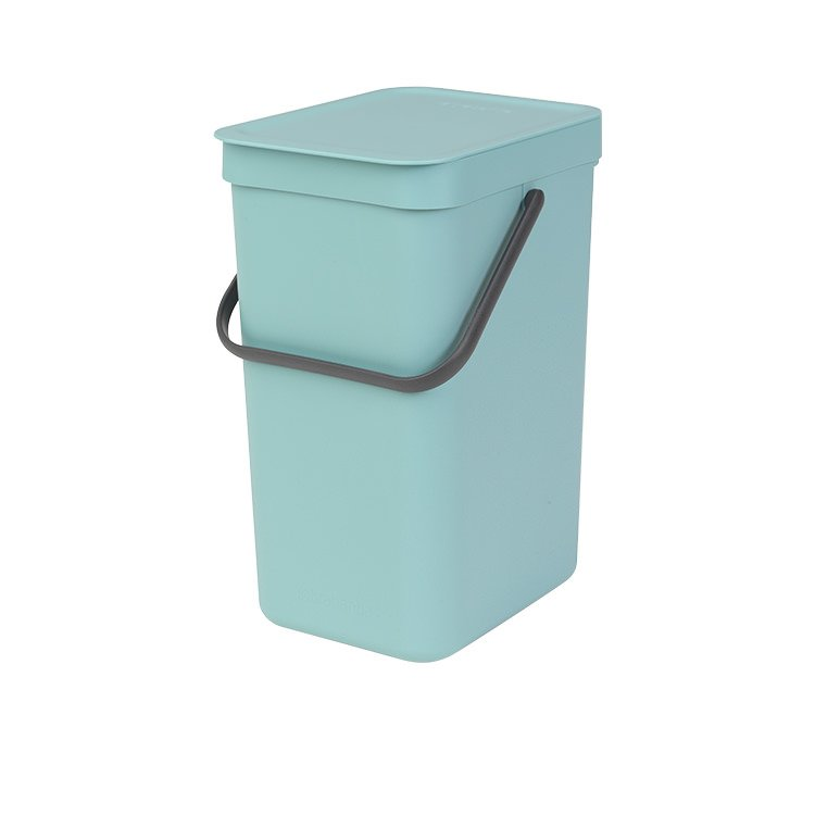 Brabantia Sort & Go Waste Bin 12L Mint