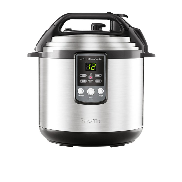 Breville The Fast Slow Cooker 6L