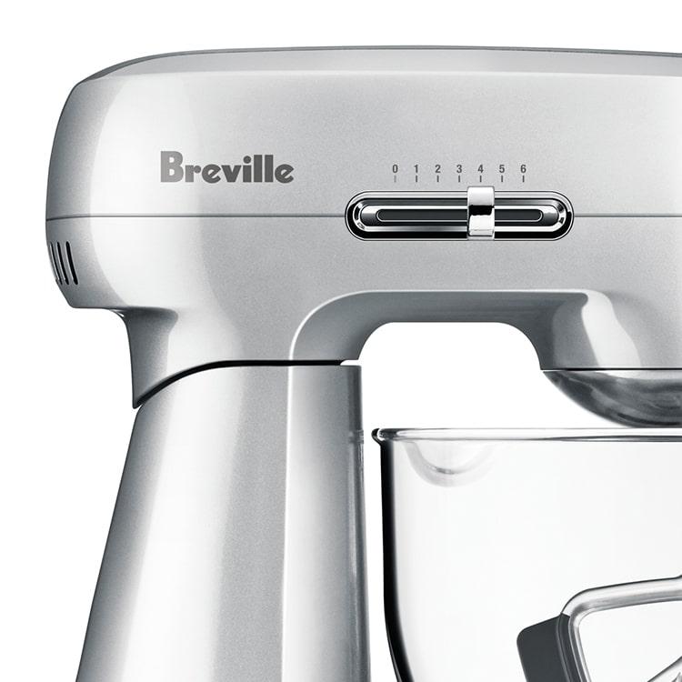 Breville The Scraper Stand Mixer Silver