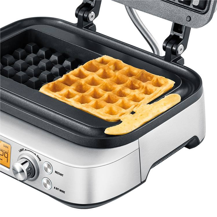 Breville The Smart Waffle Maker 4 Slice