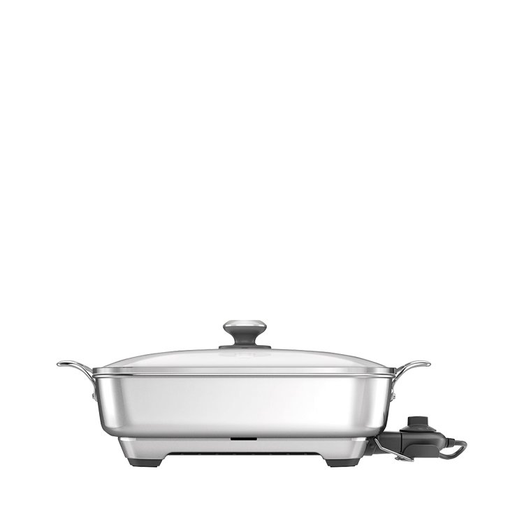 Breville Thermal Pro Electric Frypan Stainless Steel