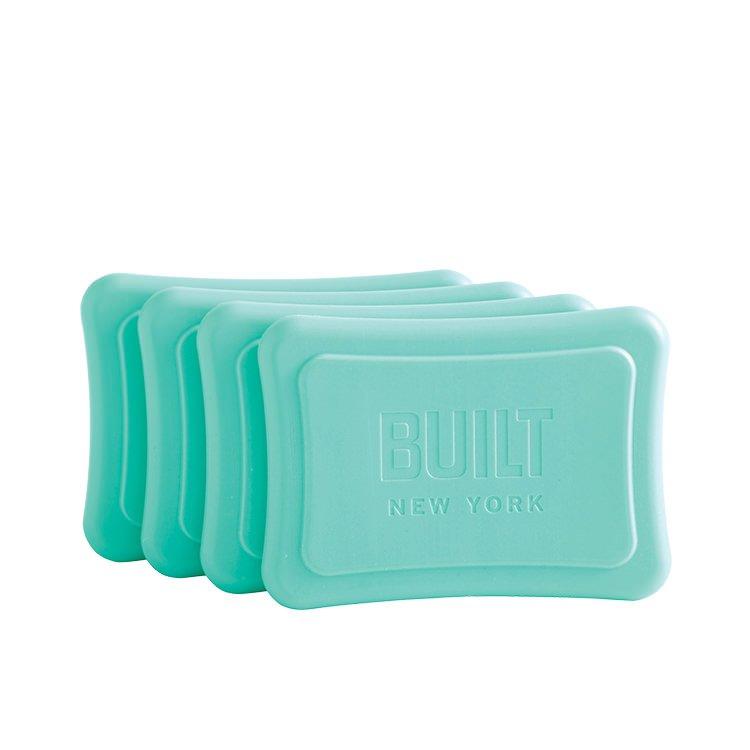 BUILT NY Gourmet Bento Ice Packs 4pc Set