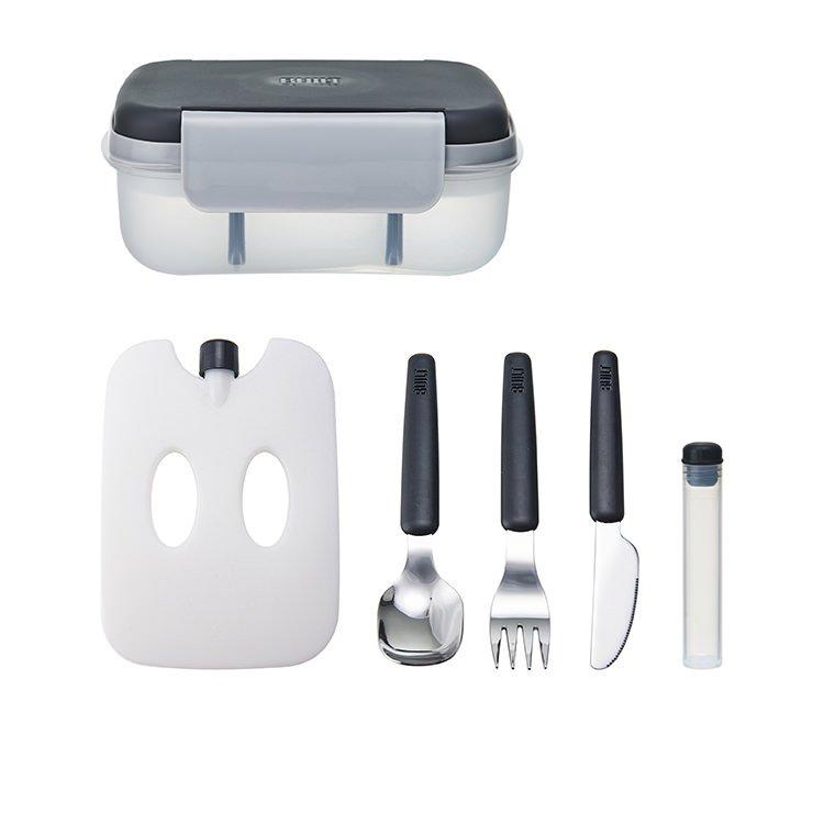 BUILT NY Gourmet Bento Lunch Box 10pc Set