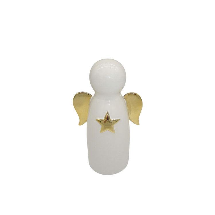 Casa Regalo Ceramic Angel w/ Stand