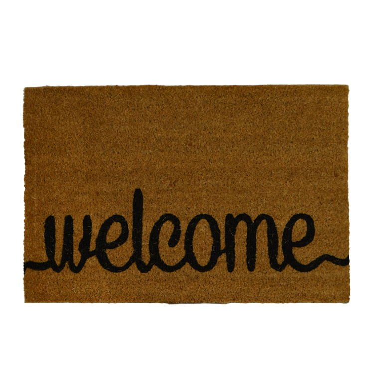 CTC Doormat Welcome Natural 40x60cm