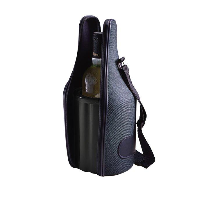 CaddyO Bottle Chiller Black