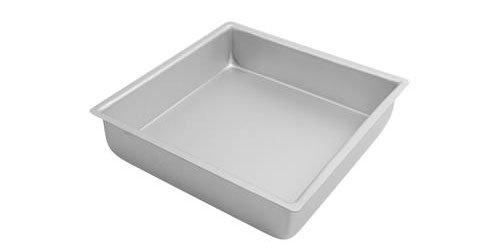 Square or Rectangular Cake Tin