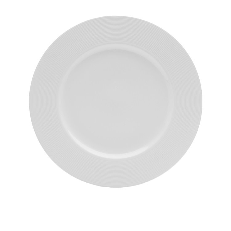 Casa Domani Casual White Evolve Dinner Plate 26.5cm