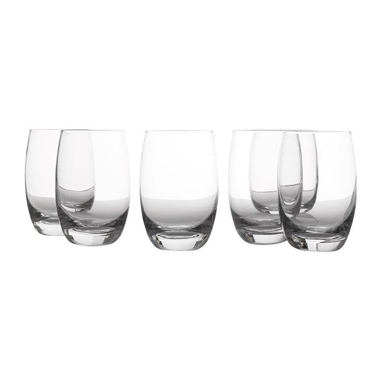 Casa Domani Evolve Hi-Ball Glass 360ml Set of 6