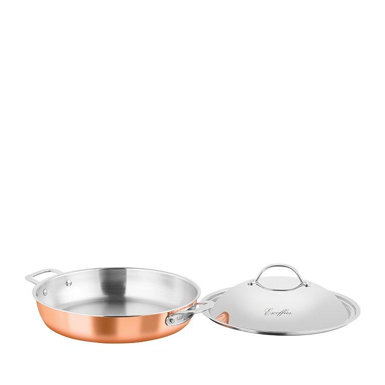 Chasseur Escoffier Chef Pan w/ Lid 32cm