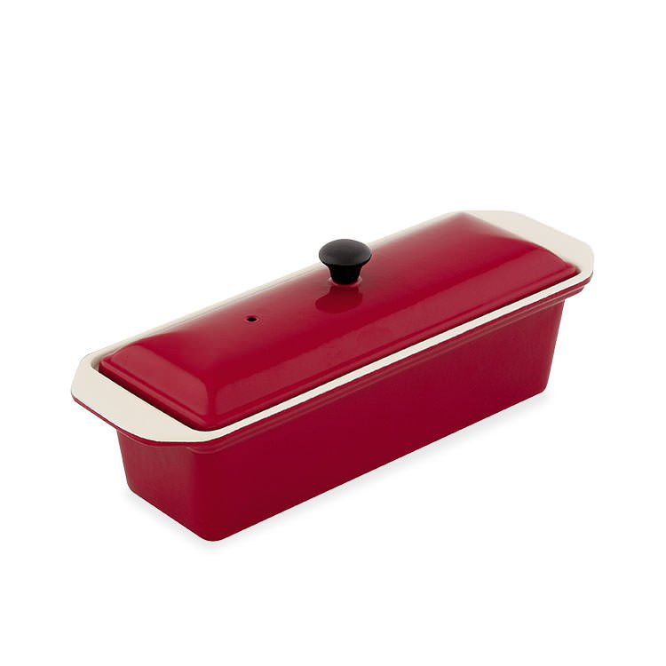 Chasseur Terrine 28cm Federation Red