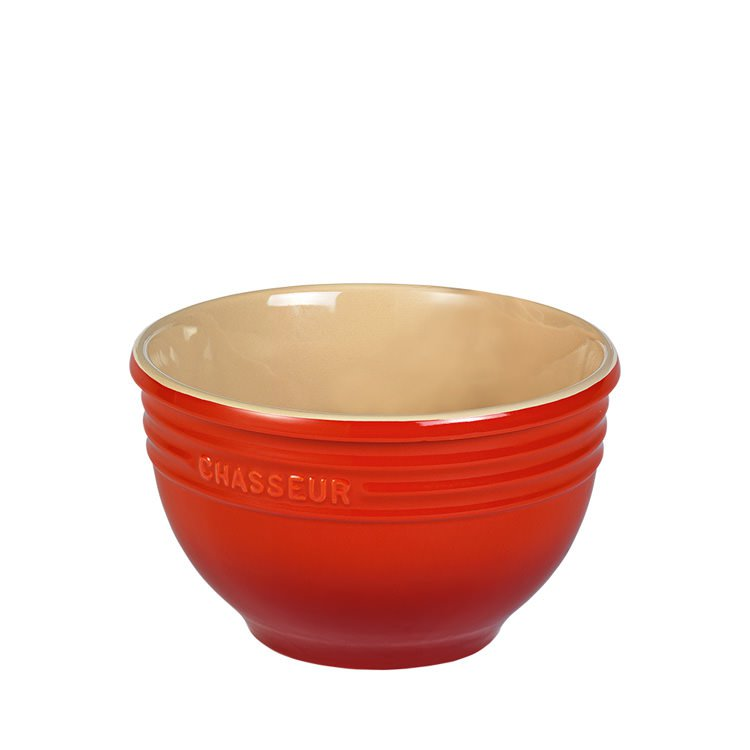 Chasseur La Cuisson Mixing Bowl 21cm - 2L Red