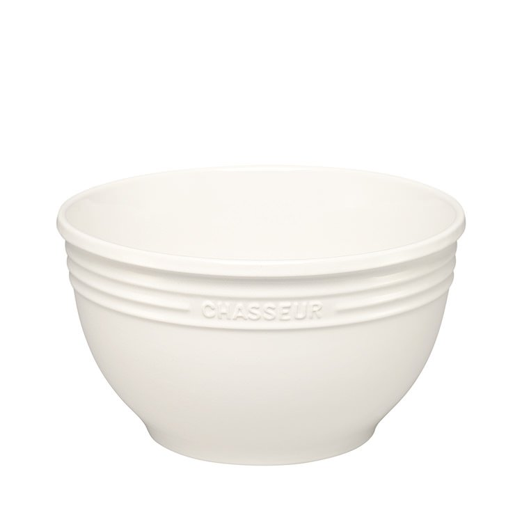 Chasseur La Cuisson Mixing Bowl 24cm - 3.5L Antique Cream