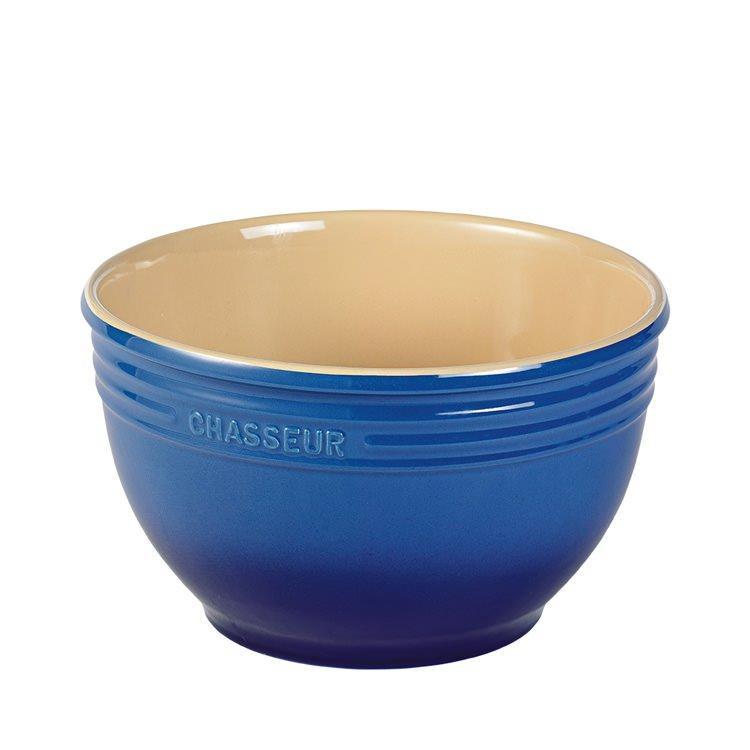 Chasseur La Cuisson Mixing Bowl 24cm - 3.5L Blue