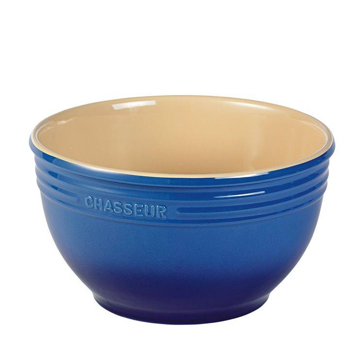 Chasseur La Cuisson Mixing Bowl 29cm - 7L Blue
