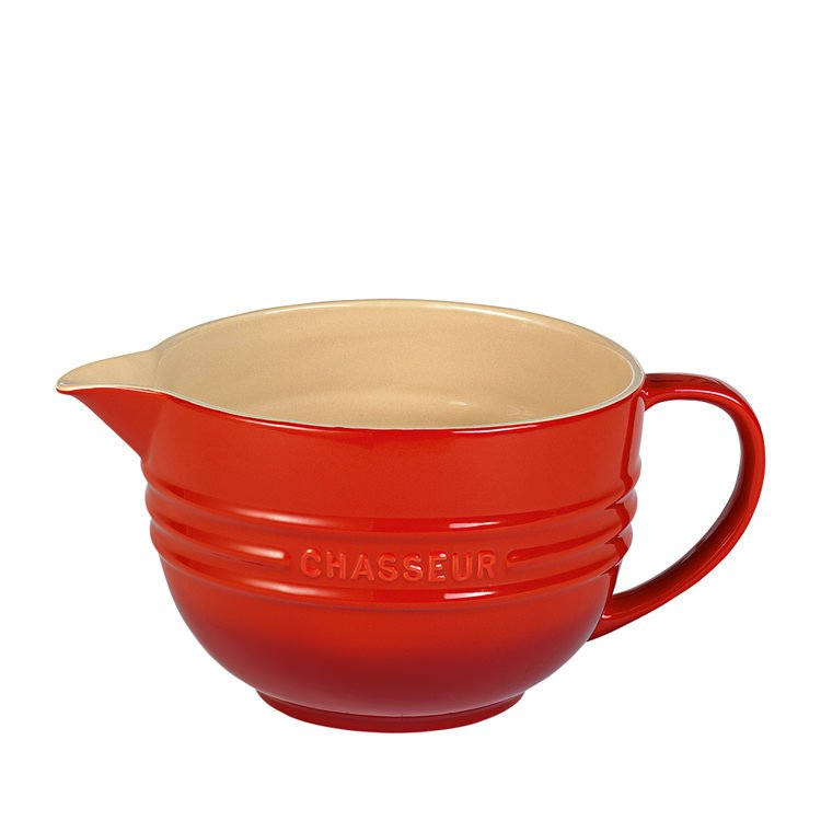 Chasseur La Cuisson Mixing Jug 1.5L Red