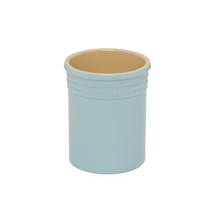 Chasseur La Cuisson Utensil Jar Duck Egg Blue