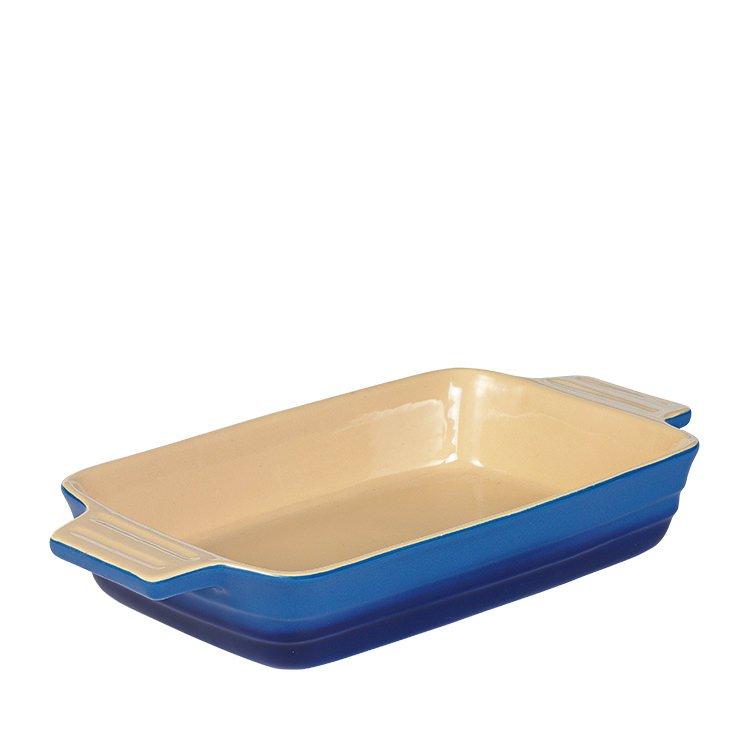 Chasseur La Cuisson XL Rectangular Baker Dish Blue
