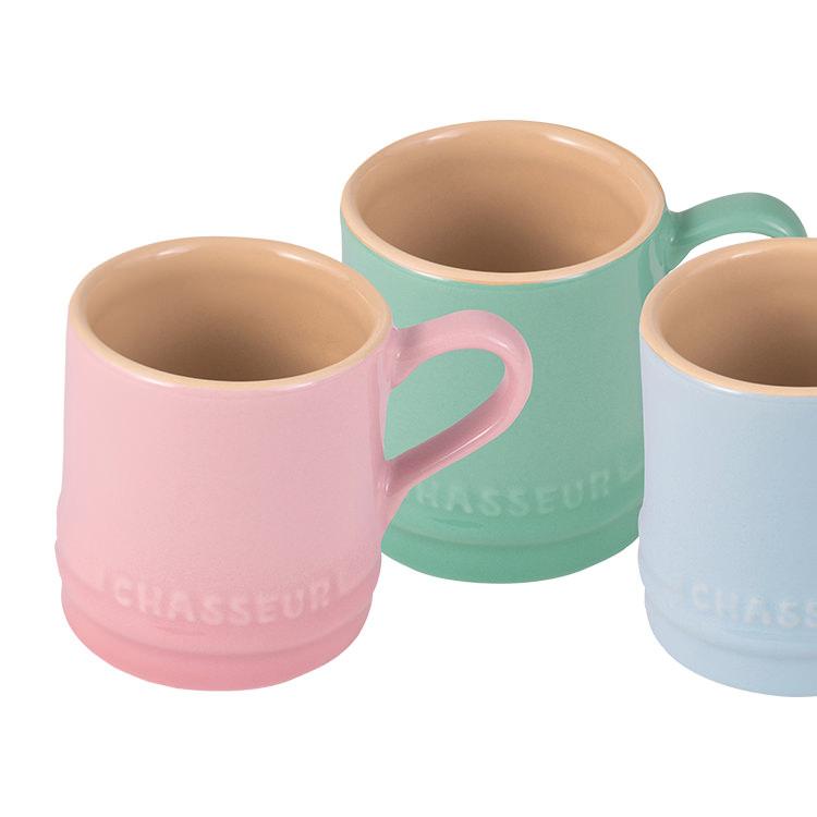 Chasseur Macaron Petit Mug 100ml Set of 4