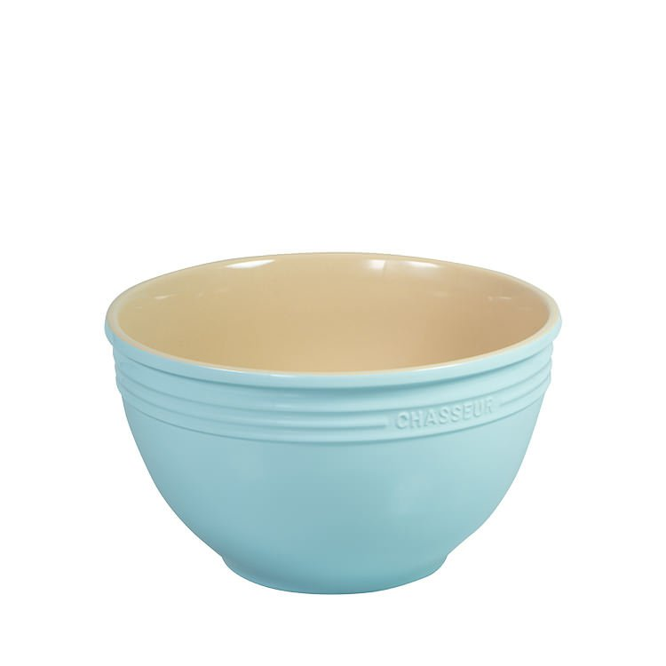 Chasseur La Cuisson Mixing Bowl 21cm - 2L Duck Egg Blue