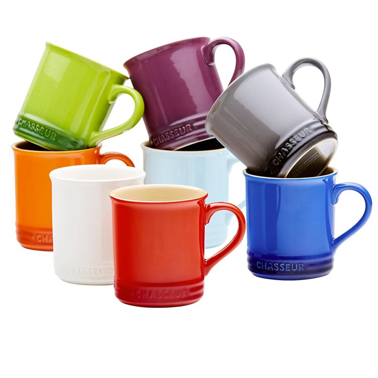 Chasseur La Cuisson Mug 350ml Orange