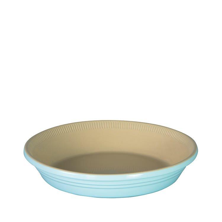 Chasseur La Cuisson Pie Dish 25cm Duck Egg Blue