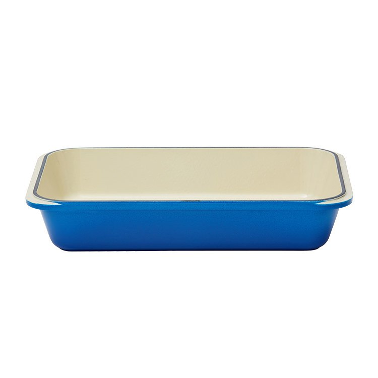 Chasseur Rectangular Roasting Pan 40x26cm Imperial Blue