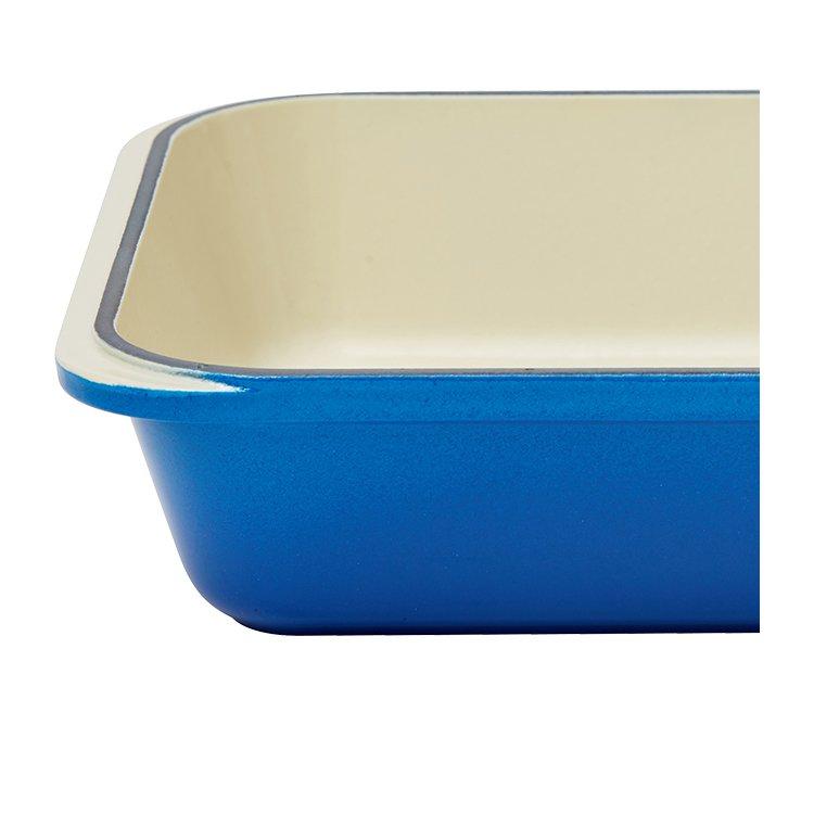 Chasseur Rectangular Roasting Pan 40x26cm Imperial Blue image #2