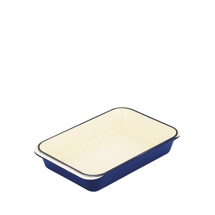 Chasseur Roasting Pan 33x21cm French Blue