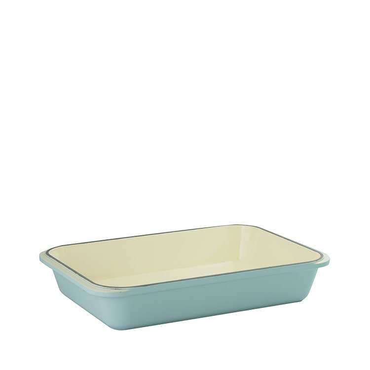 Chasseur Roasting Pan 40x26cm Duck Egg Blue