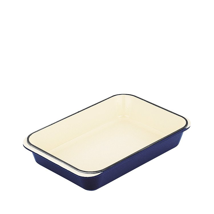 Chasseur Roasting Pan 40x26cm French Blue