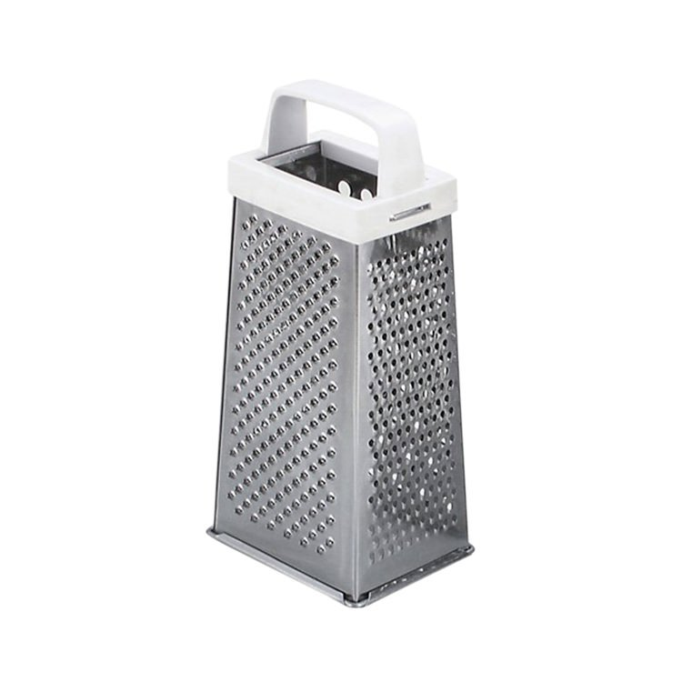 Chef Inox 4 Sided Stainless Steel Grater 190mm