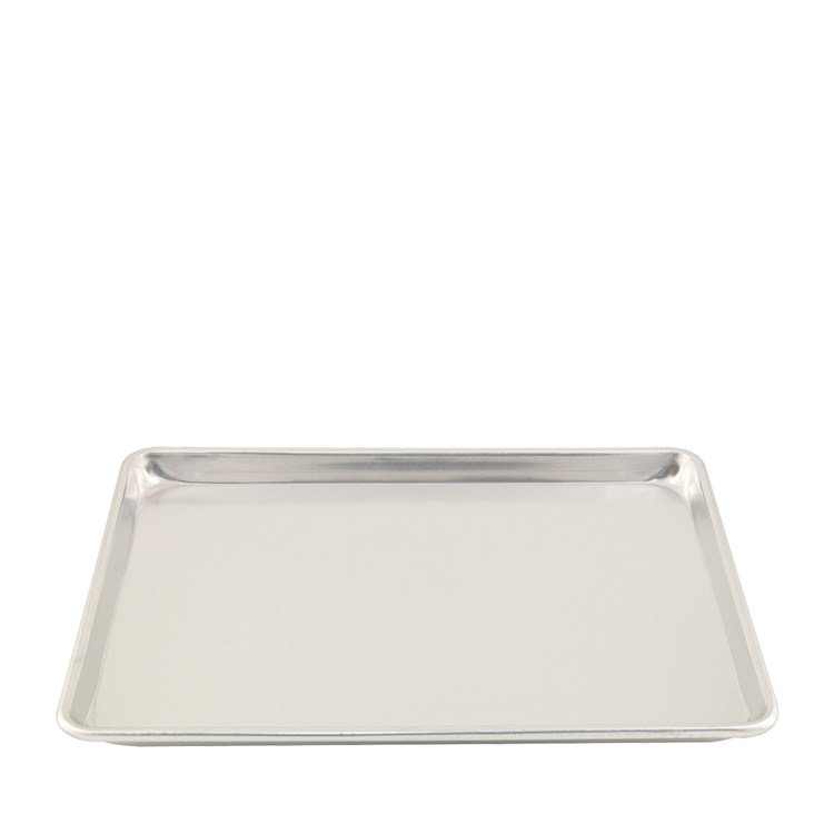 Chef Inox Baking Sheet Aluminium 450x650x25mm