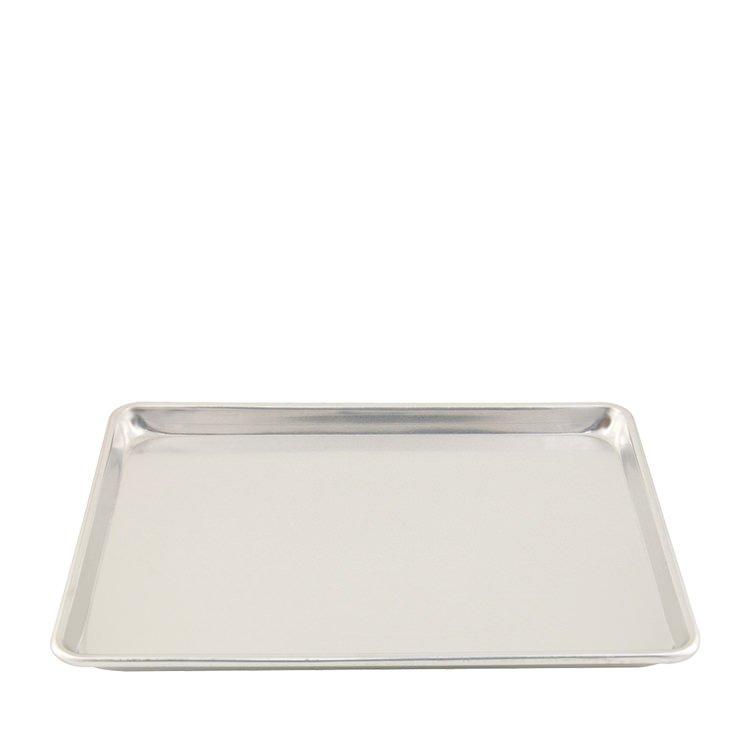 Chef Inox Baking Sheet Aluminium 450x650x25mm (2pcs)