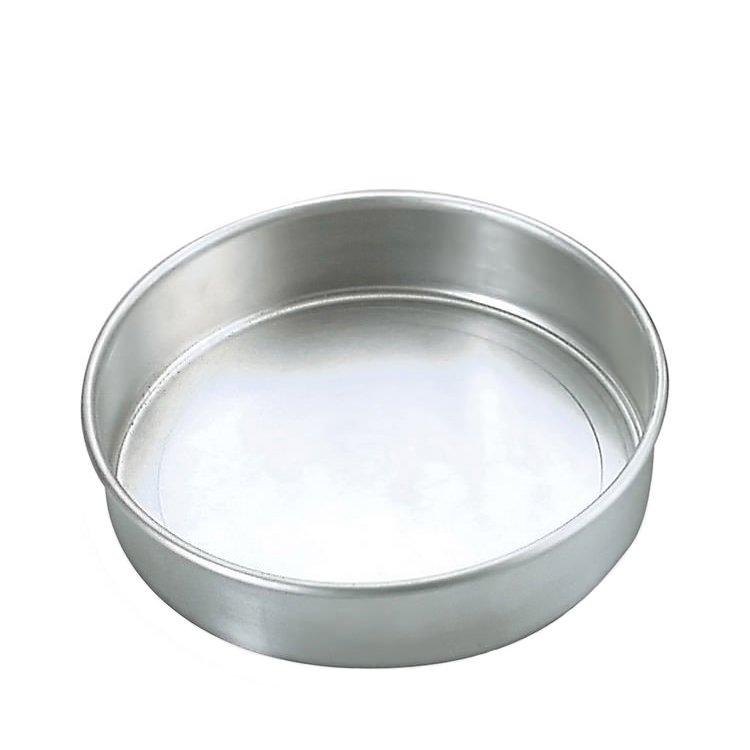 Round Aluminium Cake Pan