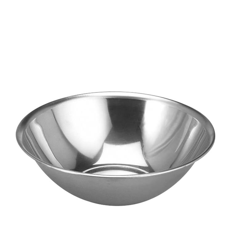 Chef Inox Stainless Steel Mixing Bowl 17L