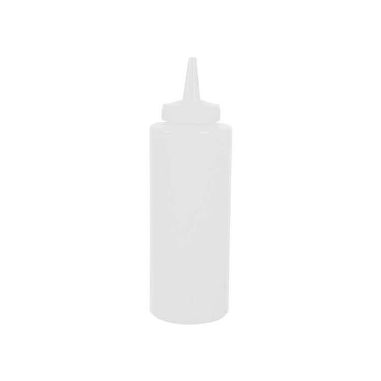 Chef Inox Squeeze Bottle Clear 340ml