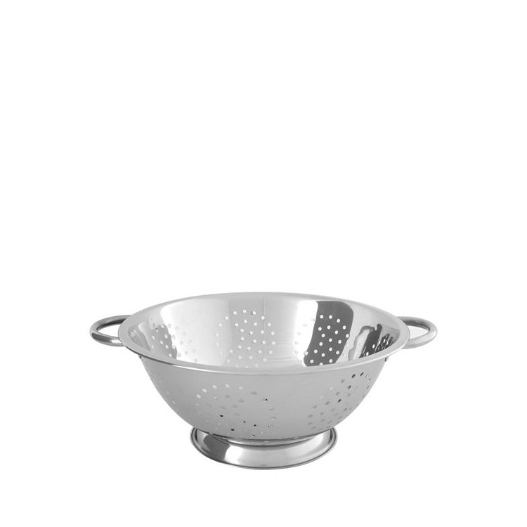 Chef Inox Stainless Steel Colander 8L