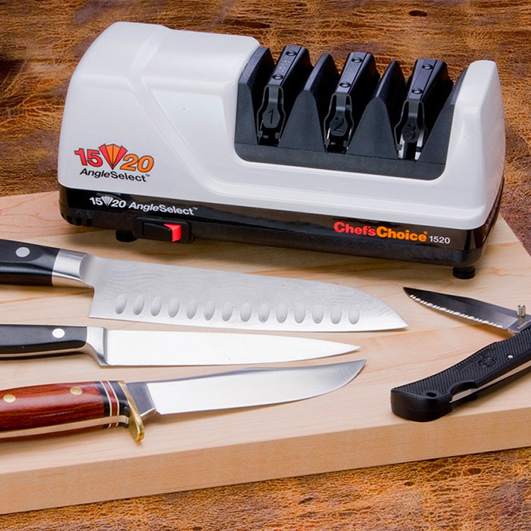 Chef's Choice Electric Sharpener 3 Stage 1520 image #5