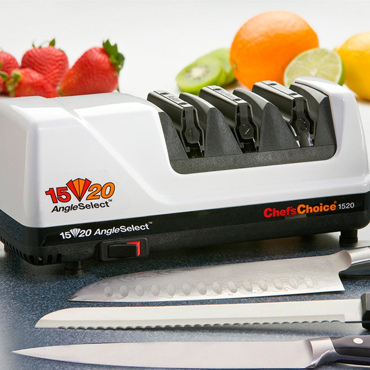 Chef's Choice Electric Sharpener 3 Stage 1520