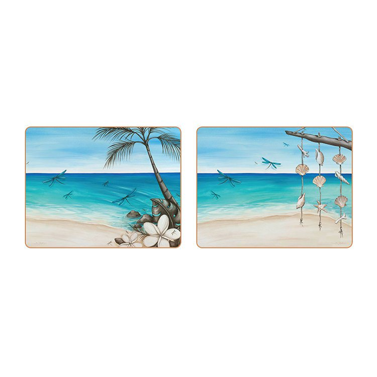 Cinnamon Paddle Bliss Coasters Set of 6 image #2