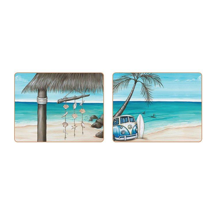 Cinnamon Paddle Bliss Coasters Set of 6 image #3